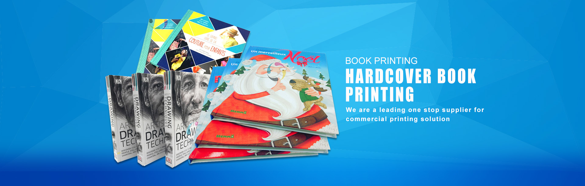 Professional directly printing factory in China