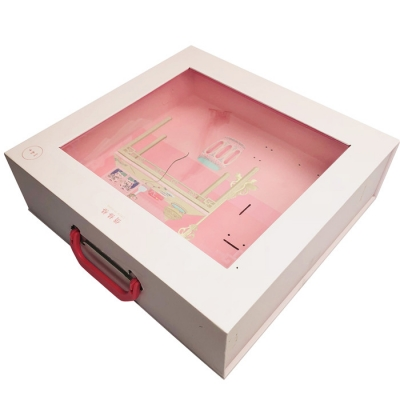 directly factory's production custom size package paper box printing