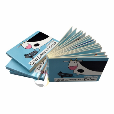 Wholesale Colorful Cheap Hardcover Child Board Book Printing Service