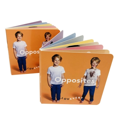 High Quality children board book printing in China Guangdong factory with cheap price